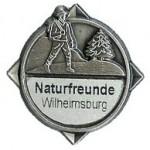 Wanderabzeichen Wilhelmsburger Rundwanderweg SILBER
