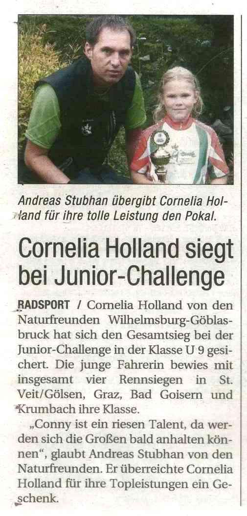 Holland Conny NÖN 2010 Challenge